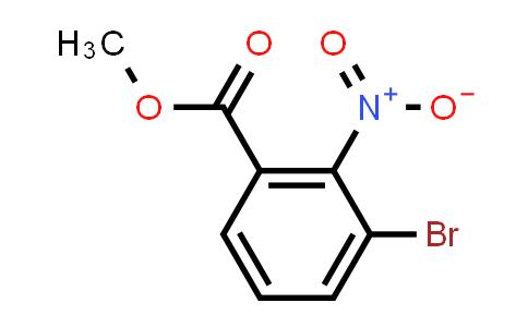 104670-71-5 | Methyl 3-bromo-2-nitrobenzoate