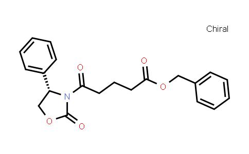 1046809-83-9 | 3-Oxazolidinepentanoic acid, δ,2-dioxo-4-phenyl-, phenylmethyl ester, (4S)-