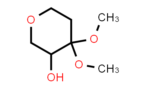 104681-92-7   4,4-Dimethoxytetrahydro-2H-pyran-3-ol
