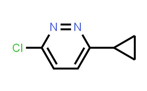 1046816-38-9 | 3-Chloro-6-cyclopropylpyridazine