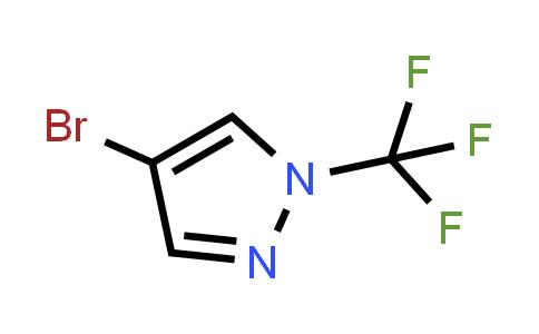 1046831-97-3   4-Bromo-1-(trifluoromethyl)-1H-pyrazole