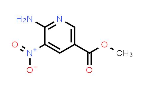 104685-75-8   Methyl 6-amino-5-nitronicotinate