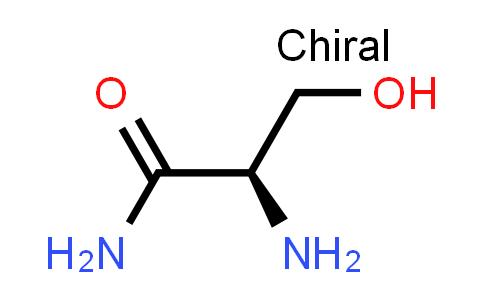 104714-52-5   (R)-2-Amino-3-hydroxypropanamide