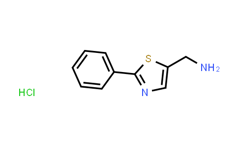 1047620-81-4 | (2-Phenylthiazol-5-yl)methanamine hydrochloride