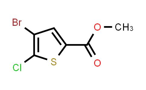 1047630-72-7 | Methyl 4-bromo-5-chlorothiophene-2-carboxylate