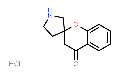 1047655-65-1   Spiro[chromane-2,3'-pyrrolidin]-4-one hydrochloride