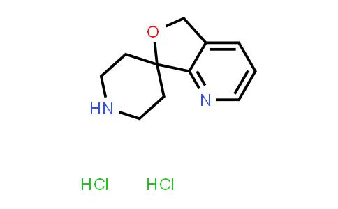 1047655-67-3   5H-Spiro[furo[3,4-b]pyridine-7,4'-piperidine] dihydrochloride