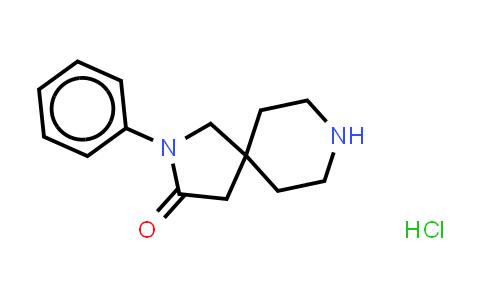 1047657-67-9   2,8-Diazaspiro[4.5]decan-3-one,2-phenyl-, (Hydrochloride) (1:1)