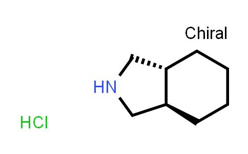 10479-62-6 | (3aR,7aR)-Octahydro-1H-isoindole hydrochloride