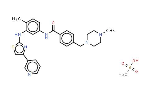 1048007-93-7 | Masitinib (mesylate)