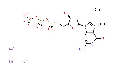104809-10-1   7-Methyldeoxyguanosine triphosphate trisodium