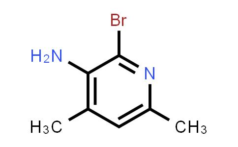 104829-98-3 | 2-Bromo-4,6-dimethyl-pyridin-3-ylamine