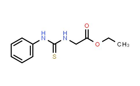 104892-41-3 | Ethyl [(anilinocarbonothioyl)amino]acetate
