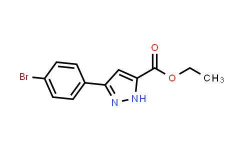 1048930-76-2 | Ethyl 3-(4-Bromophenyl)-1H-pyrazole-5-carboxylate