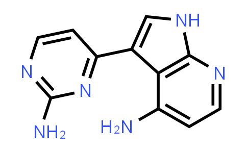 1048966-97-7 | 1H-Pyrrolo[2,3-b]pyridin-4-amine, 3-(2-amino-4-pyrimidinyl)-