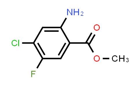 104901-79-3 | Methyl 4-chloro-5-fluoroanthranilate