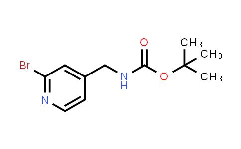 1049025-21-9 | tert-Butyl ((2-bromopyridin-4-yl)methyl)carbamate