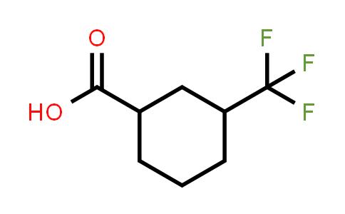104907-44-0 | 3-(Trifluoromethyl)cyclohexanecarboxylic acid