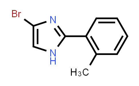 1049117-87-4   4-Bromo-2-(o-tolyl)-1H-imidazole