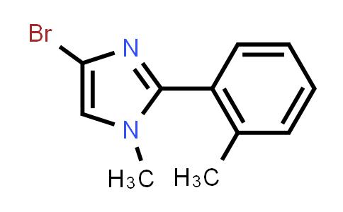 1049126-60-4   4-Bromo-1-methyl-2-(o-tolyl)-1H-imidazole