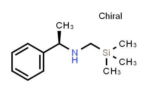 104942-85-0 | (R)-1-Phenyl-N-((trimethylsilyl)methyl)ethanamine