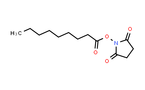 104943-23-9 | 2,5-Dioxopyrrolidin-1-yl nonanoate