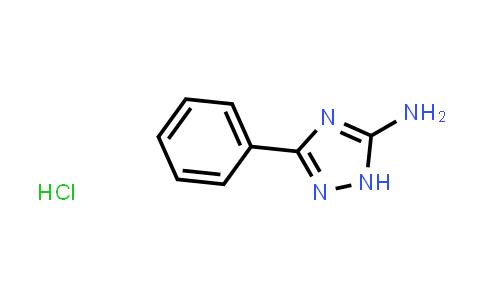 10495-62-2   3-Phenyl-1H-1,2,4-triazol-5-amine hydrochloride