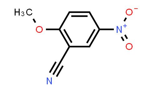 10496-75-0 | 2-Methoxy-5-nitrobenzonitrile