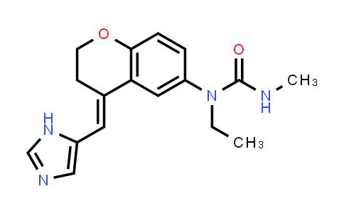 1049633-24-0 | Urea, N-[(4E)-3,4-dihydro-4-(1H-imidazol-5-ylmethylene)-2H-1-benzopyran-6-yl]-N-ethyl-N'-methyl-