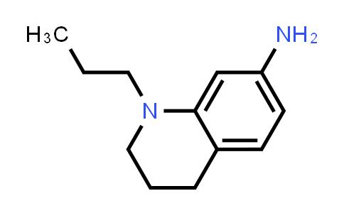 1049677-37-3 | 1-Propyl-1,2,3,4-tetrahydroquinolin-7-amine