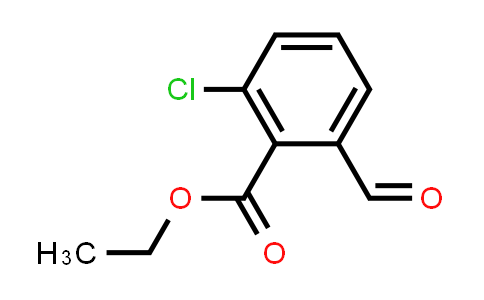 1049677-64-6 | Ethyl 2-chloro-6-formylbenzoate