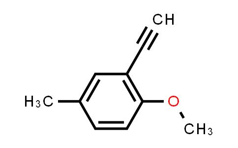 104971-07-5 | 2-Ethynyl-1-methoxy-4-methylbenzene