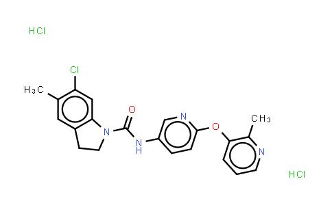 1049747-87-6 | SB 242084 (hydrochloride)