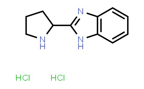 1049751-43-0   2-Pyrrolidin-2-yl-1H-benzimidazole dihydrochloride