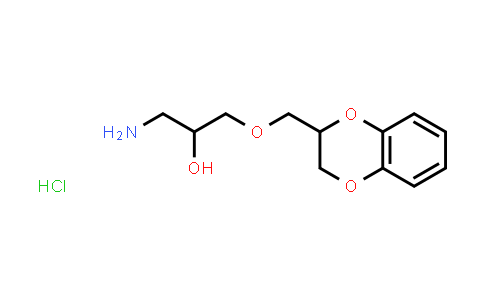 1049784-61-3 | 1-Amino-3-(2,3-dihydro-1,4-benzodioxin-2-ylmethoxy)propan-2-ol hydrochloride