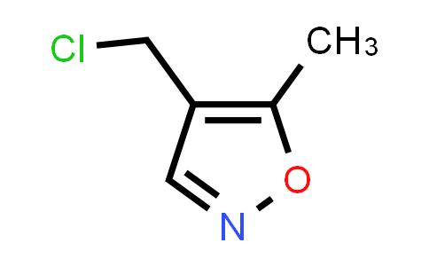 104988-43-4 | 4-(Chloromethyl)-5-methyl-1,2-oxazole