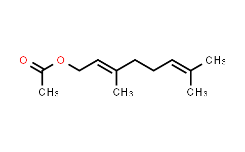 105-87-3   Geranyl acetate