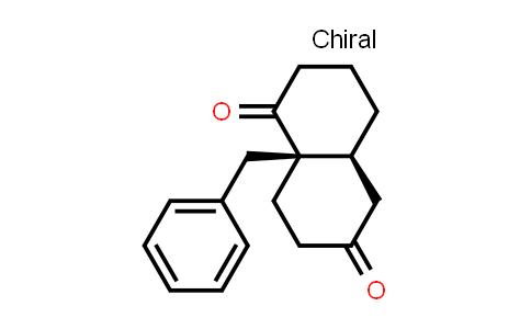 1050169-98-6 | (4aS,8aR)-8a-benzylhexahydronaphthalene-1,6(2H,7H)-dione