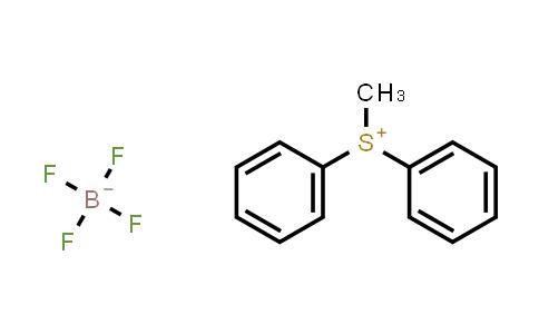 10504-60-6   Methyldiphenylsulfonium tetrafluoroborate