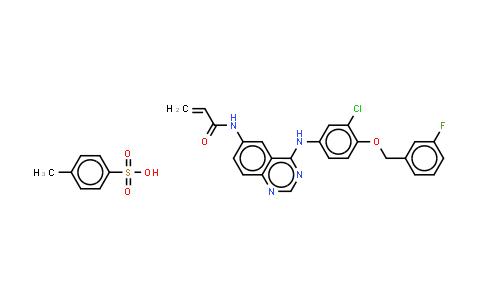1050500-29-2 | Allitinib tosylate