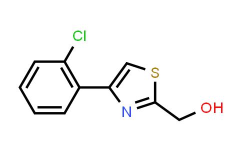 1050507-07-7 | (4-(2-Chlorophenyl)thiazol-2-yl)methanol