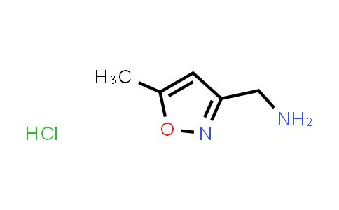1050590-34-5 | (5-Methylisoxazol-3-yl)methanamine hydrochloride