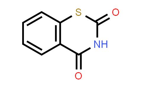 10512-65-9 | 2H-Benzo[e][1,3]thiazine-2,4(3H)-dione