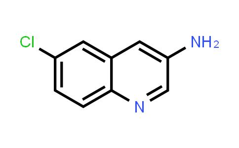1051372-60-1 | 6-Chloro-3-quinolinamine