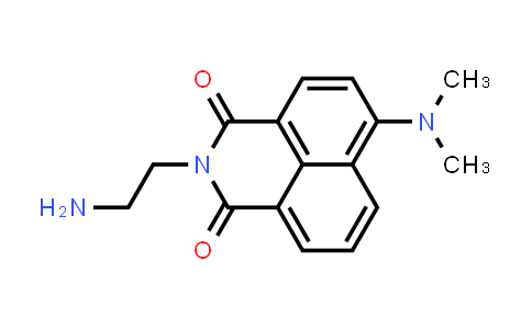 1051373-06-8 | 2-(2-Aminoethyl)-6-(dimethylamino)-1H-benz[de]isoquinoline-1,3(2H)-dione