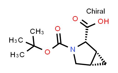 1051393-66-8 | (1R,2S,5S)-rel-3-[(tert-Butoxy)carbonyl]-3-azabicyclo[3.1.0]hexane-2-carboxylic acid