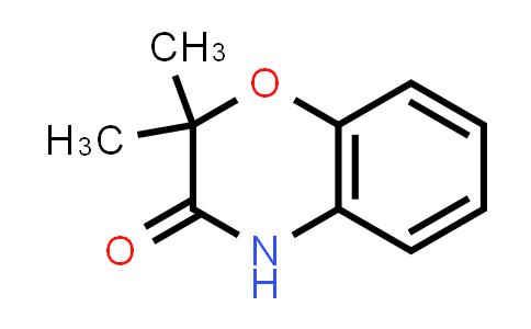10514-70-2 | 2,2-Dimethyl-4H-1,4-benzoxazin-3-one
