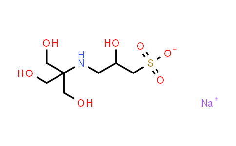 105140-25-8 | Sodium 3-((1,3-dihydroxy-2-(hydroxymethyl)propan-2-yl)amino)-2-hydroxypropane-1-sulfonate