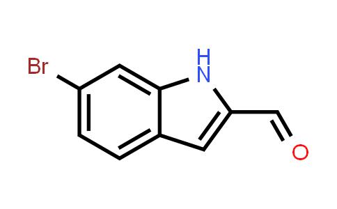 105191-12-6 | 6-Bromo-1H-indole-2-carbaldehyde