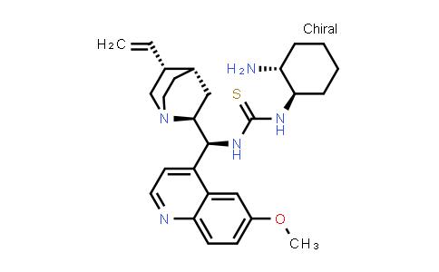 1052184-48-1   N-[(1R,2R)-2-Aminocyclohexyl]-N'-[(8α,9S)-6'-methoxycinchonan-9-yl]thiourea